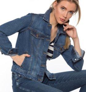 Джинсовая куртка женская новая