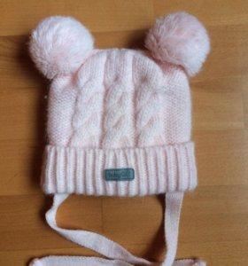 Зимняя шапка babyGo