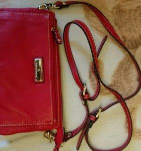 Новая сумка-клатч Francesco Marconi