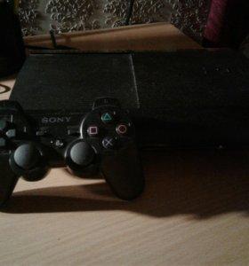 Игровая приставка PS3 + Игра Gran Turismo 5