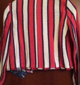 Пиджак Zara с карманами