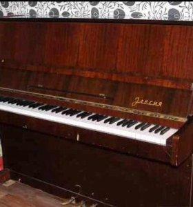 Продам фортепиано Элегия