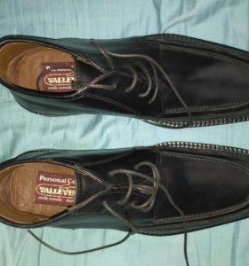 Ботинки мужские Valleverde