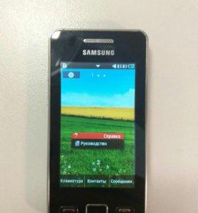 Мобильный телефон. Samsung Star II GT-S5260.