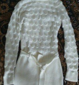 Удлиненные свитера