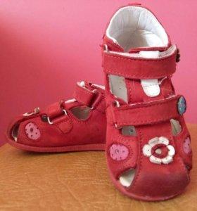 Детская обувь Сандалии bebetom р. 20