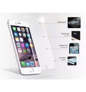 Защитные стекла для iphone по акции