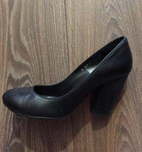 Туфли -кожа
