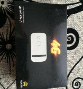 Wi Fi роутер переносной Билайн 4G