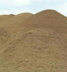 Песок речной,горный. Продажа и доставка.