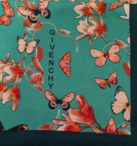 Платок Живанши бабочки