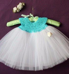 Платье Принцесса ручной работы