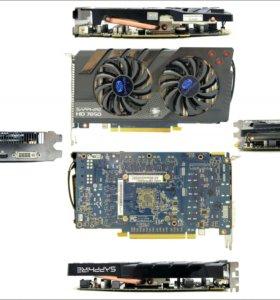 Sapphire Radeon HD 7850 OC 2gb 256bit