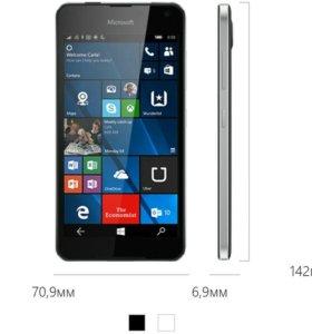 Смартфон. Microsoft Lumia 650.