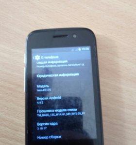 Телефон DEXP Ixion ES 135