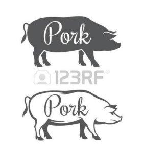 Продам мясо свиное