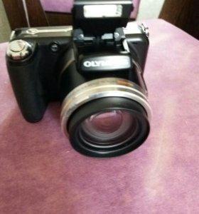 Продам или поменяю !!!!отличную фотокамеру!!
