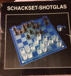 Пьяные шашки-шахматы