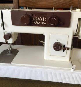 Швейная электрическая машинка Чайка 144 А