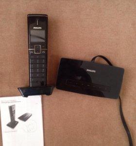 Philips ID9651 Радиотелефон