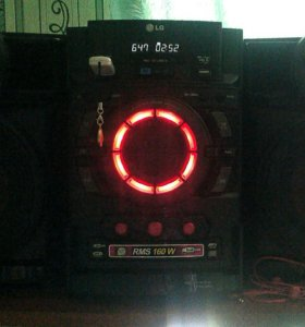 LG CM4320 Mini hi-fi system