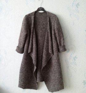 Кардиган ( можно как легкое пальто )