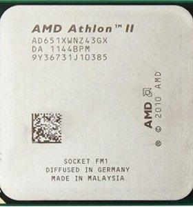 Процессор Athlon II x4 651 Quad-Core