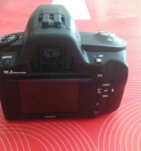 Зеркальный фотоаппарат Sony a 230. Возможен торг