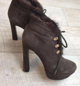 Ботинки зимние CALIPSO