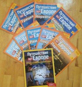 Коллекция журналов+диски