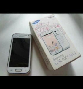 Samsung Galaxy Ace 2 La Fleur- Самсунг Ля Флер