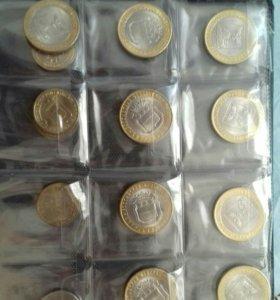 Монеты гвс+биметалл