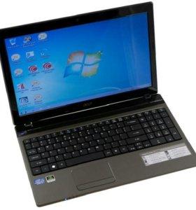 Продам ноутбук Acer Aspire 5750
