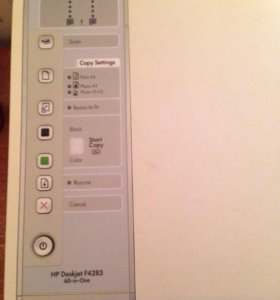 Принтер ,сканер HP