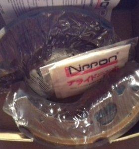 задние тормозные колодки allied Nipon