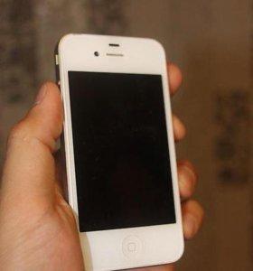 iPhone 4 8GB White