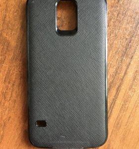 Чехол и накладка для Samsung Galaxy S5