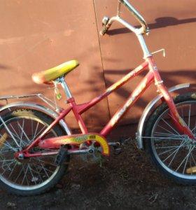 Велосипед от 8 до 14 лет