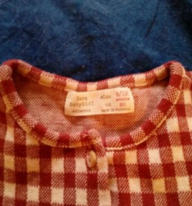Платье. 9-12 мес