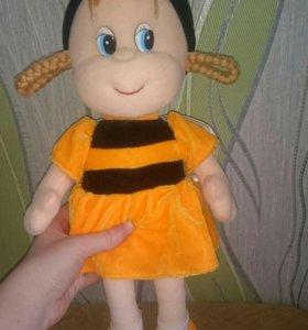 """Игрушка """"Девочка-пчелка"""""""