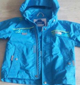Новая куртка-ветровка мембрана ф.lassie