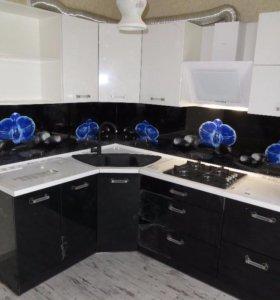 Угловая Кухня 1,7 на 2,1 м