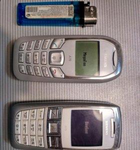 Siemens A70 и A75