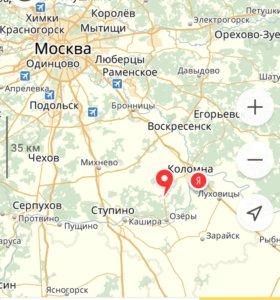 Земельный участок ИЖС с.Бояркино Озёрского р-на