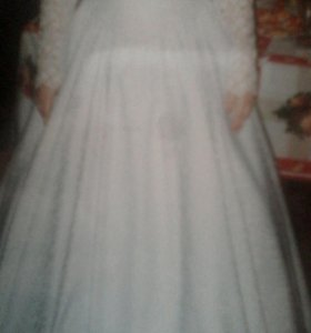 Свадебное платье 48