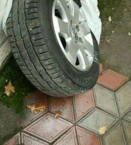 Зимняя Резина Michelin на оригинальных дисках VW
