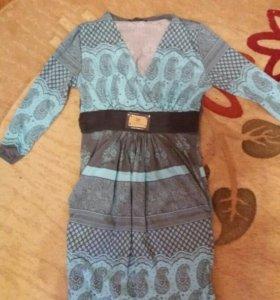 Платье и кофты