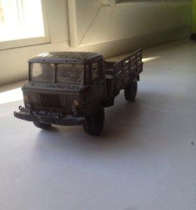 Коллекционные модели СССР