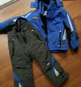 Комплект зима. Куртка и штаны.