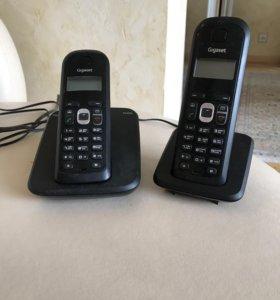 Телефон 2 трубки